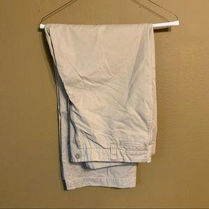 Merona khaki chinos 40x30 $25